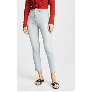 Citizens of Humanity Olivia Zinc Grey Jeans 23